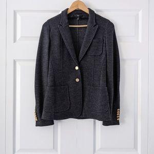 BOSS Serania Wool Blazer Jacket   2